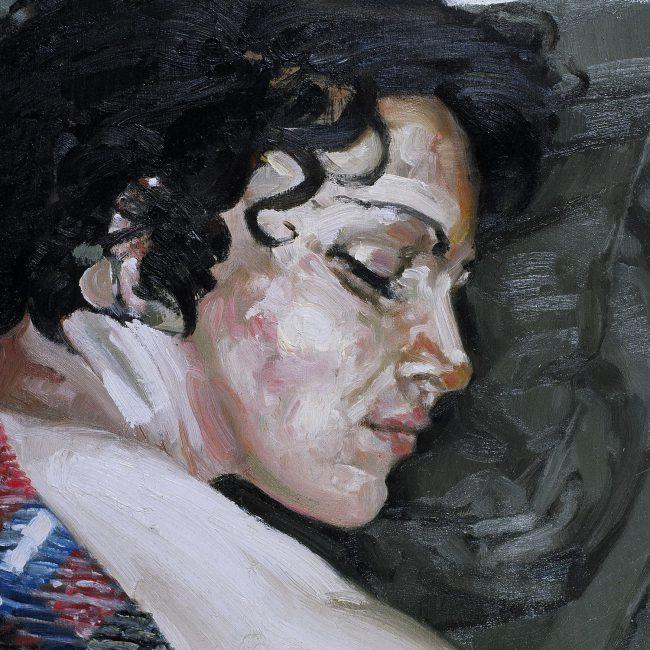 """Serie di ritratti """"Sara"""" di Raffaele Pezzuti"""