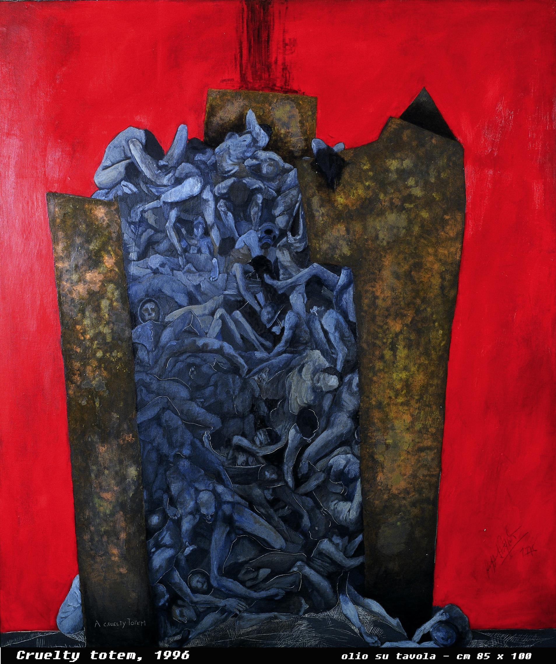 Serie Inferno di Raffaele Pezzuti