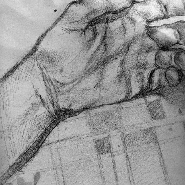 Disegno di Raffaele Pezzuti